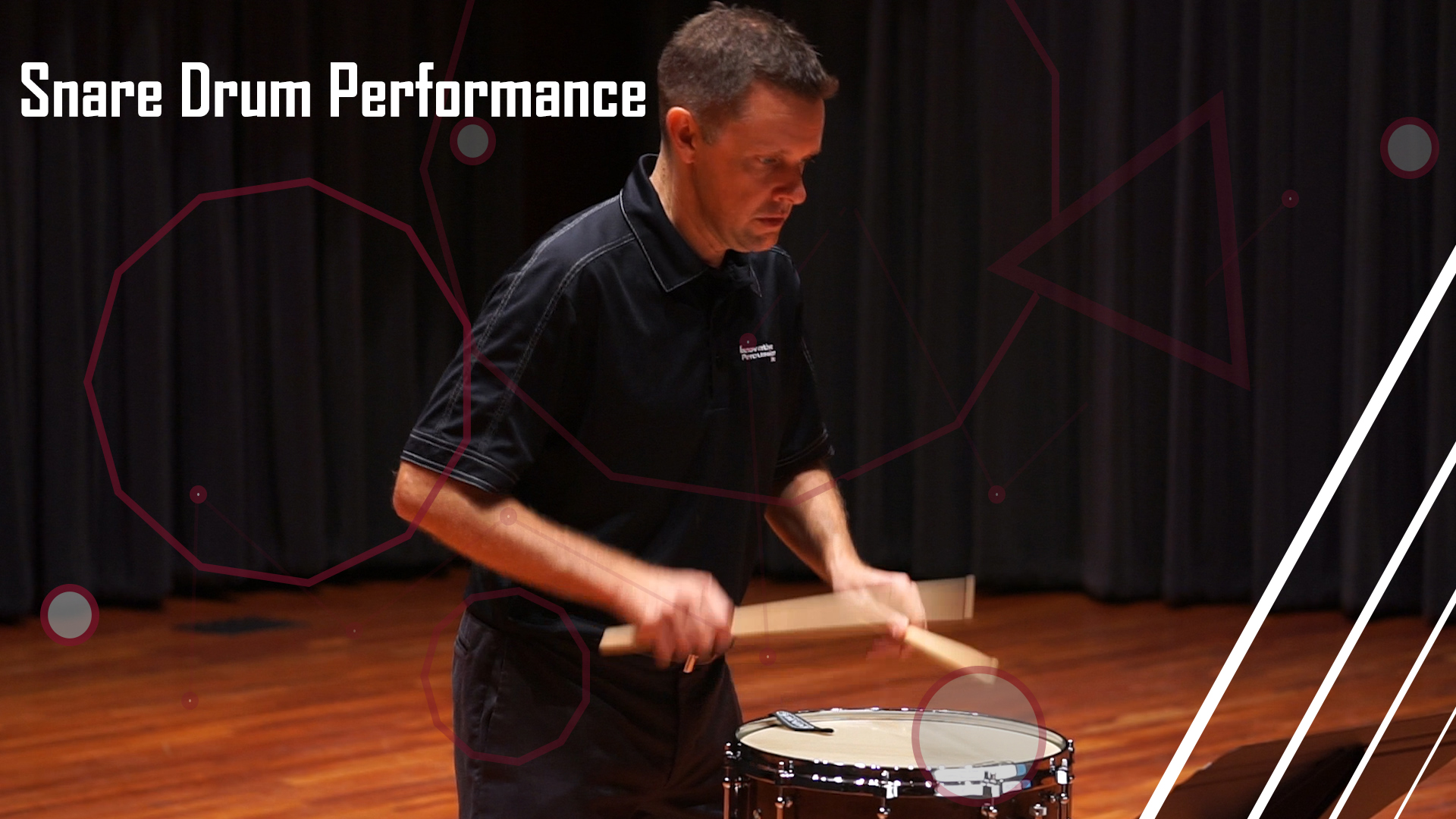 Snare Drum Performance